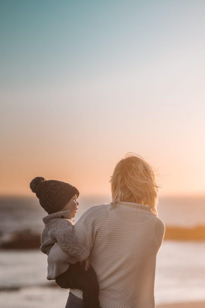 Opleiding luisterkindwerker met kind